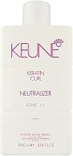 Parfüm, Parfüméria, kozmetikum Hidratáló és erősítő semlegesítő - Keune Keratin Curl Neutralizer 1:1