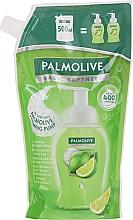Parfüm, Parfüméria, kozmetikum Kézszappan - Palmolive Magic Softness Foaming Handwash Lime & Mint (utántöltő)