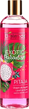 "Parfüm, Parfüméria, kozmetikum Tusfürdő ""Exotic Paradise"" - Bielenda Exotic Paradise Bath And Shower Oil"