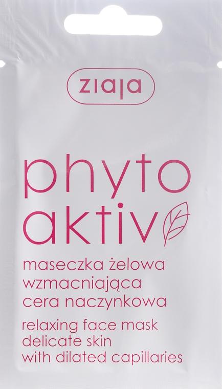 PhytoAktiv arcmaszk - Ziaja Face Mask