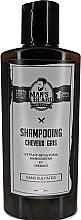 Parfüm, Parfüméria, kozmetikum Sampon ősz hajra - Man'S Beard Shampooing Cheveux Gris Sans Sulfates