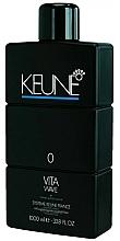 Parfüm, Parfüméria, kozmetikum Permanent fluid engedetlen szálakra - Keune Vita Wave №0