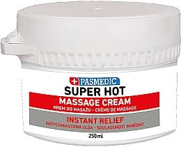 Parfüm, Parfüméria, kozmetikum Szuper meleg masszázs krém testre - Pasmedic Super Hot Massage Cream