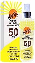 Parfüm, Parfüméria, kozmetikum Védő permet - Malibu Clear All Day Protection SPF 50