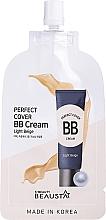 BB-krém arcra - Beausta Perfect Natural BB Cream — fotó N1