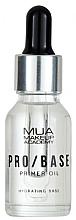 Parfüm, Parfüméria, kozmetikum Olajos arcprimer - Mua Pro/ Base Primer Oil