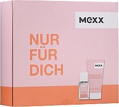 Parfüm, Parfüméria, kozmetikum Mexx Whenever Wherever For Her - Szett (edt/15ml + sh/gel/50ml)
