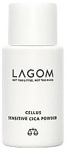 Parfüm, Parfüméria, kozmetikum Púder ázsiai centellával - Lagom Cellus Sensitive CICA Powder