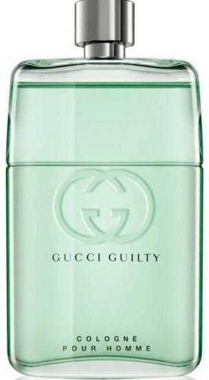 Gucci Guilty Cologne Pour Homme - Eau De Toilette (teszter kupak nélkül)
