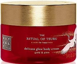 Parfüm, Parfüméria, kozmetikum Testkrém - Rituals The Ritual of Tsuru Body Cream