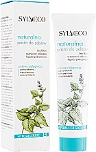 Parfüm, Parfüméria, kozmetikum Természetes fogkrém - Sylveco Natural Toothpaste
