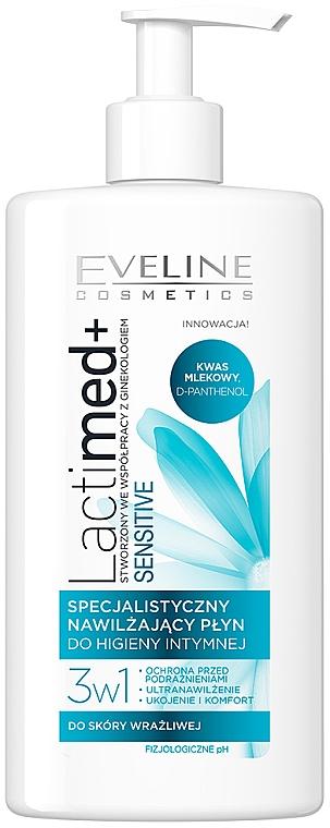 Intim mosakodó gél - Eveline Cosmetics Lactimed+ Sensitive