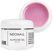Parfüm, Parfüméria, kozmetikum Egyfázisú rózsa gél - NeoNail Professional Allround Gel Rose