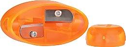 Parfüm, Parfüméria, kozmetikum Dupla ceruzahegyező, narancssárga - Essence Sharpener