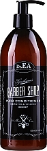 "Parfüm, Parfüméria, kozmetikum Hajkondicionáló ""Keratin és vitamin"" - Dr.EA Barber Shop Hair Conditioner Keratin & Vitamin Boost"