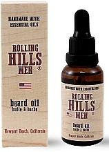 Parfüm, Parfüméria, kozmetikum Szakállolaj - Rolling Hills Men Beard Oil