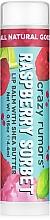 Parfüm, Parfüméria, kozmetikum Ajakápoló balzsam - Crazy Rumors Raspberry Sherbet Lip Balm