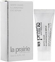 Parfüm, Parfüméria, kozmetikum Élénkítő szemkörnyékápoló szérum kaviárral - La Prairie White Caviar Illuminating Eye Serum