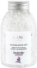 "Parfüm, Parfüméria, kozmetikum Ásványi fürdősó ""Levendula"" - Kanu Nature Lavender Mineral Bath Salt"