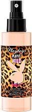 Parfüm, Parfüméria, kozmetikum Playboy Play It Wild - Spray-permet testre