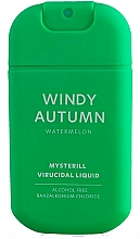 """Parfüm, Parfüméria, kozmetikum Kézfertőtlenítő spray """"Dinnye"""" - HiSkin Antibac Hand Spray Windy Autumn"""