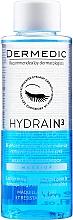 Parfüm, Parfüméria, kozmetikum Kétfázisú sminkeltávolító folyadék - Dermedic Hydrain