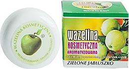 Parfüm, Parfüméria, kozmetikum Ajakvazelin - Kosmed Flavored Jelly Green Apple
