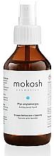 "Parfüm, Parfüméria, kozmetikum Antibakteriális szer ""Tea fa és levendula"" - Mokosh Antibacterial Liquid Tea Tree With Lavender"