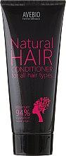 Parfüm, Parfüméria, kozmetikum Hajkondicionáló - Avebio Natural Hair Conditioner For All Hair Types