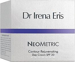 Parfüm, Parfüméria, kozmetikum Nappali arckrém - Dr Irena Eris Neometric Contour Rejuvenating Day Cream SPF 20