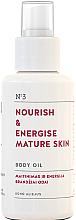 Parfüm, Parfüméria, kozmetikum Tápláló testolaj érett bőrre - You & Oil Nourish & Energise Body Oil