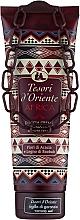 Parfüm, Parfüméria, kozmetikum Tesori d`Oriente Africa - Tusoló krém