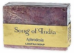 Parfüm, Parfüméria, kozmetikum Szappan - Song of India Aphrodesia Loofah Soap