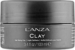Parfüm, Parfüméria, kozmetikum Modellező száraz agyag - Lanza Healing Style Sculpt Dry Clay