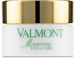 Parfüm, Parfüméria, kozmetikum Hidratáló szemkörnyékápoló gél - Valmont Moisturizing Eye-C Gel