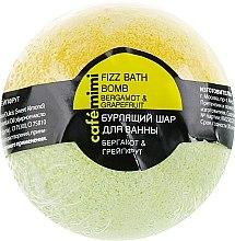 """Parfüm, Parfüméria, kozmetikum Fürdőhab """"Bergamott és grapefruit"""" - Cafe Mimi Bubble Ball Bath"""