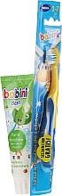 Parfüm, Parfüméria, kozmetikum Szett - Bobini (toothbrush + toothpaste/75ml)