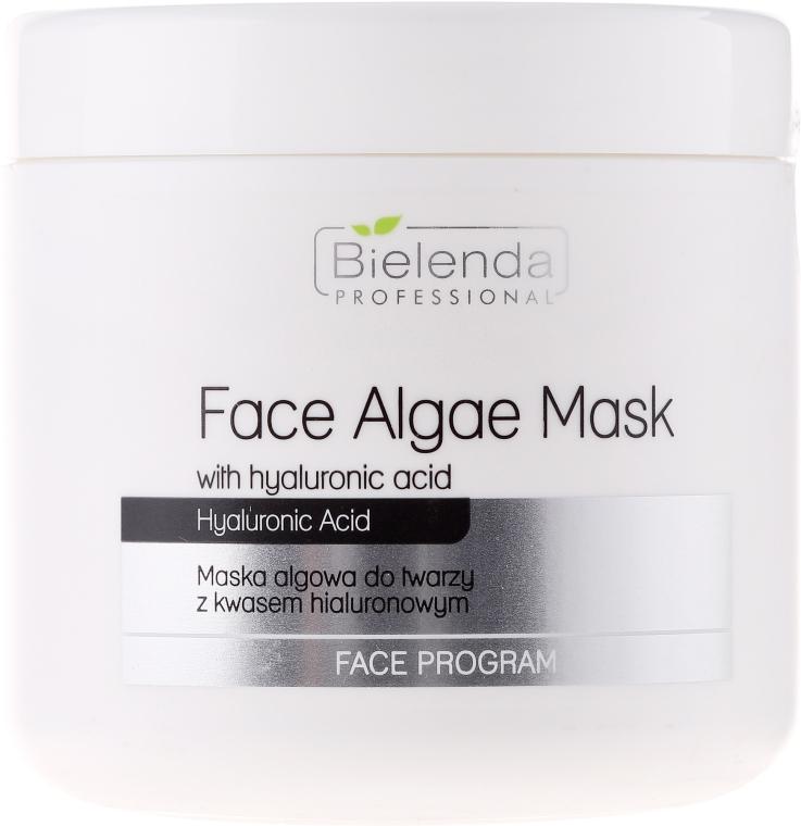 Hialuronsavas alginát arcmaszk - Bielenda Professional Face Algae Mask with Hyaluronic Acid