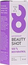 Parfüm, Parfüméria, kozmetikum Arcszérum - You & Oil Serum Facial N8 Antioxidante Natural Vegano Resveratrol Beauty Shot