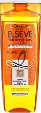 Parfüm, Parfüméria, kozmetikum Tápláló sampon normál és száraz hajra - L'Oreal Paris Elseve Extraordinary Oil Coconut Shampoo