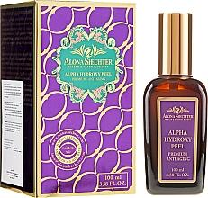 Parfüm, Parfüméria, kozmetikum Arcpeeling - Alona Shechter Alpha Hydroxy Peel