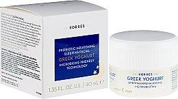 Parfüm, Parfüméria, kozmetikum Éjszakai krém-maszk görög joghurttal - Korres Greek Yoghurt Probiotic Nourishing Sleeping Facial