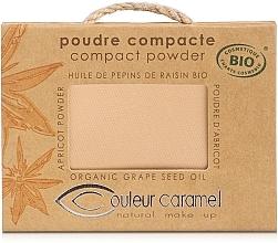 Parfüm, Parfüméria, kozmetikum Kompakt púder - Couleur Caramel Poudre Compacte