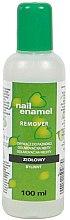 Parfüm, Parfüméria, kozmetikum Körömlakklemosó növényi kivonatokkal - Venita Herbal Green Nail Enamel Remover