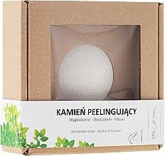 Parfüm, Parfüméria, kozmetikum Arcpeeling,természetes,fehér - Pierre de Plaisir Natural Scrubbing Stone Face