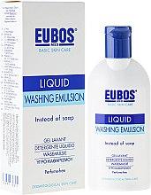 Parfüm, Parfüméria, kozmetikum Tusoló emulzió - Eubos Med Basic Skin Care Liquid Washing Emulsion