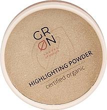 Parfüm, Parfüméria, kozmetikum Highlighter púder - GRN Highlighting Powder