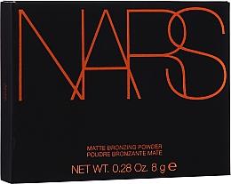Parfüm, Parfüméria, kozmetikum Matt bronzosító - Nars Matte Bronzing Powder