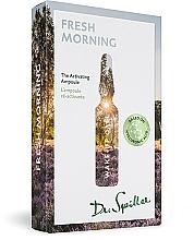 "Parfüm, Parfüméria, kozmetikum Ampulla koncentrátum ""Friss reggel. Ébredés"" - Dr. Spiller Wake-up Call Fresh Morning"