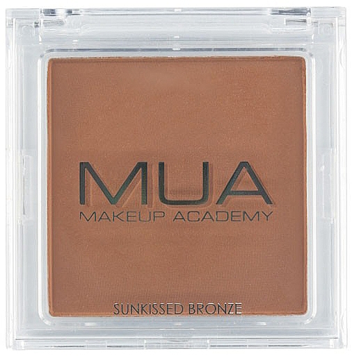 Bronzosító - MUA Bronzer Sunkissed Bronze